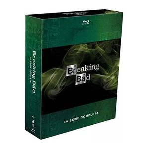 BLU-RAY FILM Breaking Bad (Breaking Bad, Importé d'Espagne, lan