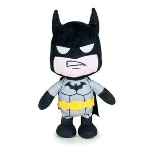 PELUCHE Peluche Batman DC grise 35cm