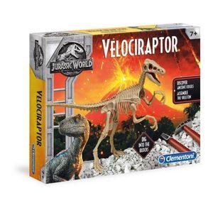 HISTOIRE - GEO CLEMENTONI - Archéo Ludic Jurassic World - Velocir
