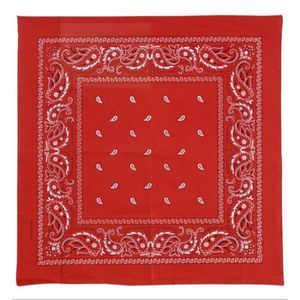 CHAPEAU - PERRUQUE Bandana rouge