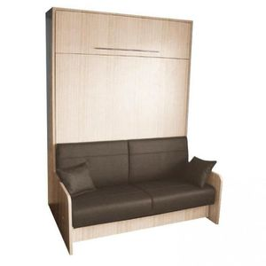 lit escamotable 2 places achat vente lit escamotable 2 places pas cher cdiscount. Black Bedroom Furniture Sets. Home Design Ideas