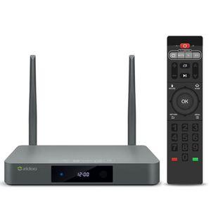 BOX MULTIMEDIA Zidoo X9S intelligent TV Android 6.0 OpenWRT (NAS)