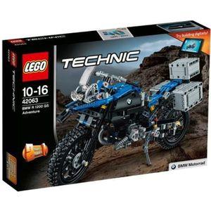 ASSEMBLAGE CONSTRUCTION LEGO® Technic 42063 BMW R 1200 GS Adventure