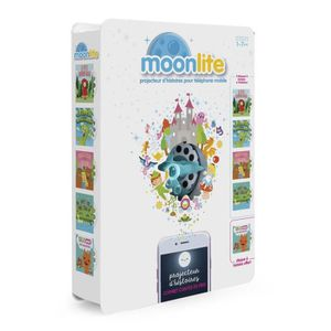 LIVRE INTERACTIF ENFANT MOONLITE Gift Pack 5 Histoires - Contes De Fées