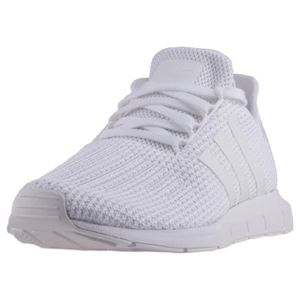 adidas Run Femmes Swift Baskets UK 6 Blanc rr5Zqxwy