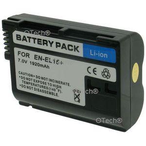 BATTERIE APPAREIL PHOTO Batterie pour NIKON D800E