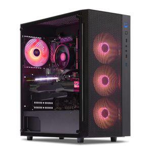 UNITÉ CENTRALE  PC Bureautique Pro, Intel i7, 1To HDD, 8 Go RAM, s