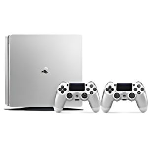 CONSOLE PS4 Console Sony PS4 PlayStation 4 Slim 500GB Silver +