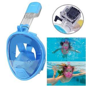 MASQUE DE PLONGÉE Masque de plongée GoPro Enfants Équipement facial