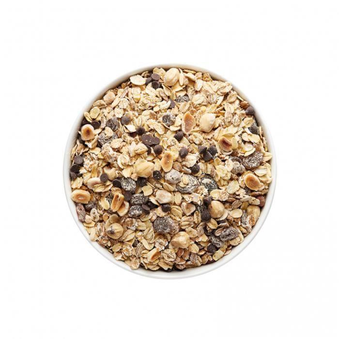 Grillon d'or Muesli raisins noisettes chocolat 5kg - Grillon d'or