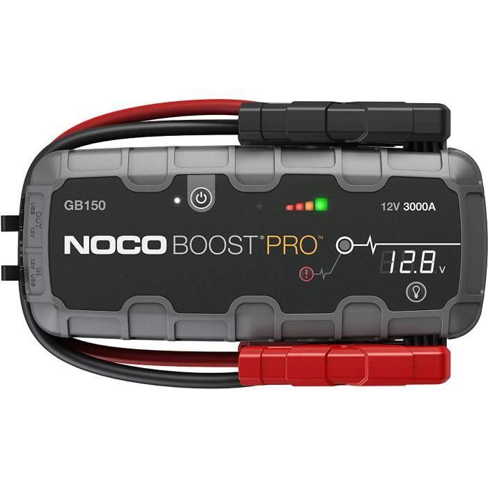 NOCO GB150 - Booster sécurisé 3000A 12V Lithium-ion