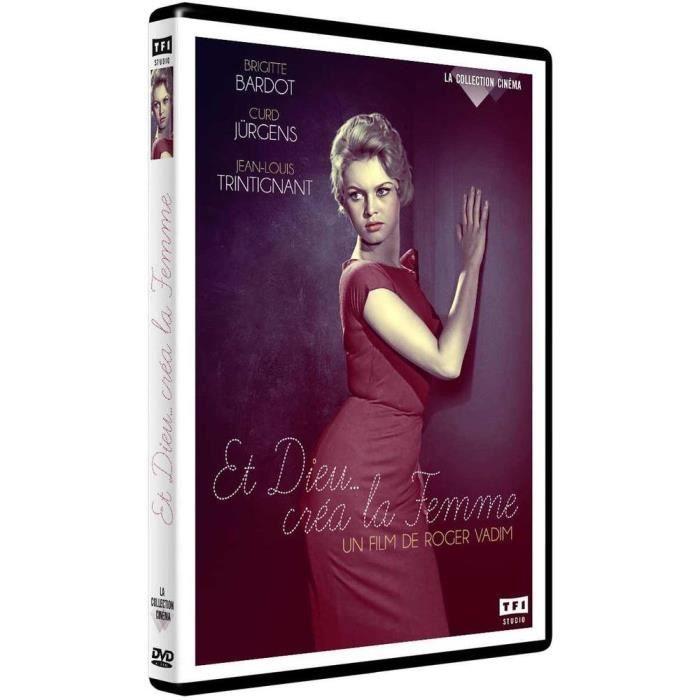 DVD : Et Dieu...Créa la Femme [ Bardot Brigitte, Jurgens Curd, Trintignant Jean-Louis ]