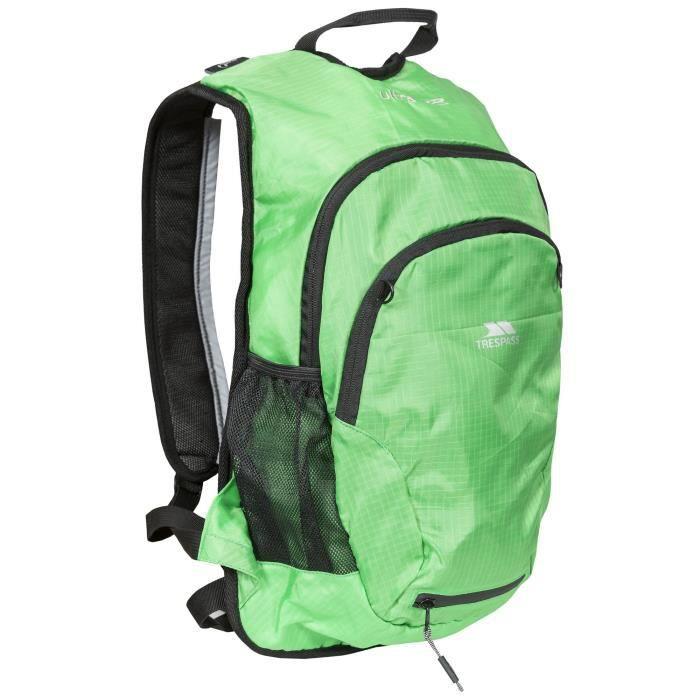 Trespass Ultra 22 - Sac à dos (22 litres) (Vert) Mixte - Vert - TU