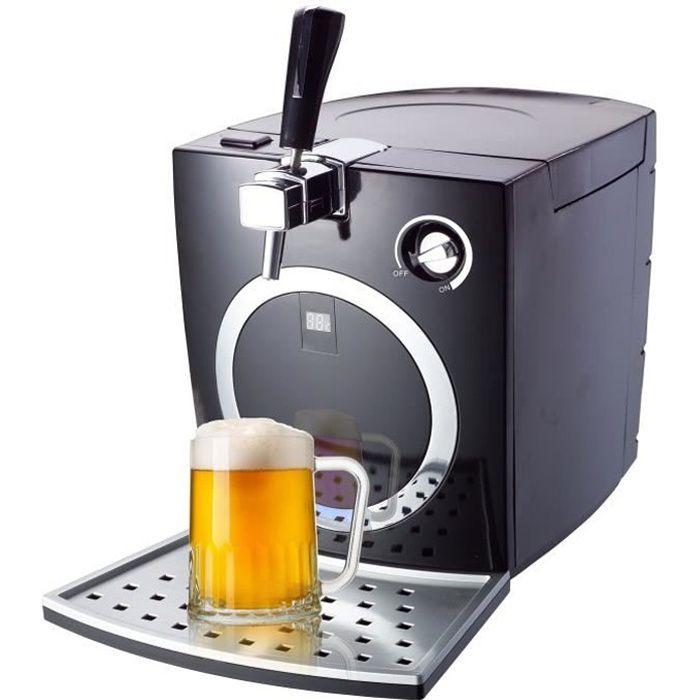 TRIOMPH ETF1806 Tireuse à bière - Noir