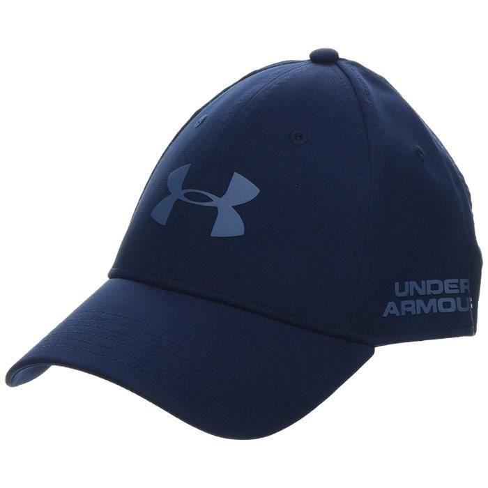Under Armour Men's Golf Headline 2.0 Cap Casquette Homme, Bleu, S - 1305018-410