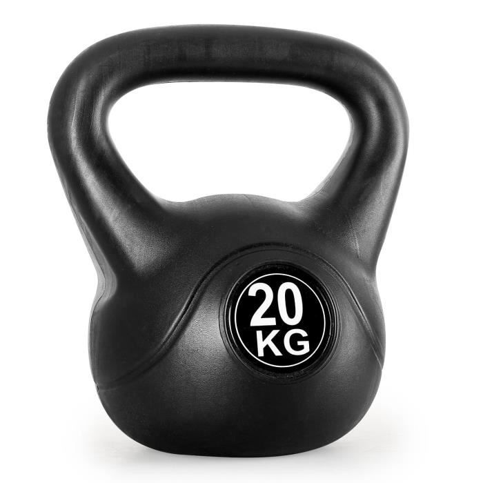 klarfit kettlebell poids d 39 entrainement halt res rondes. Black Bedroom Furniture Sets. Home Design Ideas
