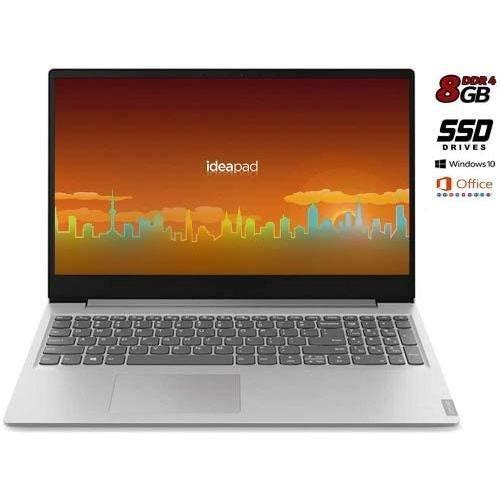 Lenovo Ideapad 15 6 Ordinateur Portable Amd A4 9125 8 Go De Ram Ssd 256 Go Radeon R3 Bluetooth Wifi Windows 10 Professional G Prix Pas Cher Cdiscount