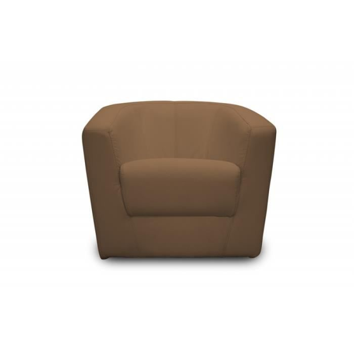 Fauteuil Cabriolet Pivotant BEVERLEY Taupe Achat Vente Fauteuil - Fauteuil cabriolet pivotant