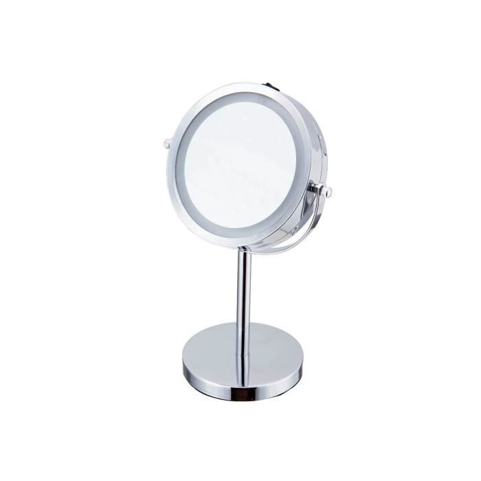 Double face miroir 3x cm achat vente for Miroir double face