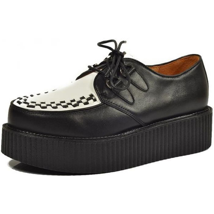 Chaussure punk creepers