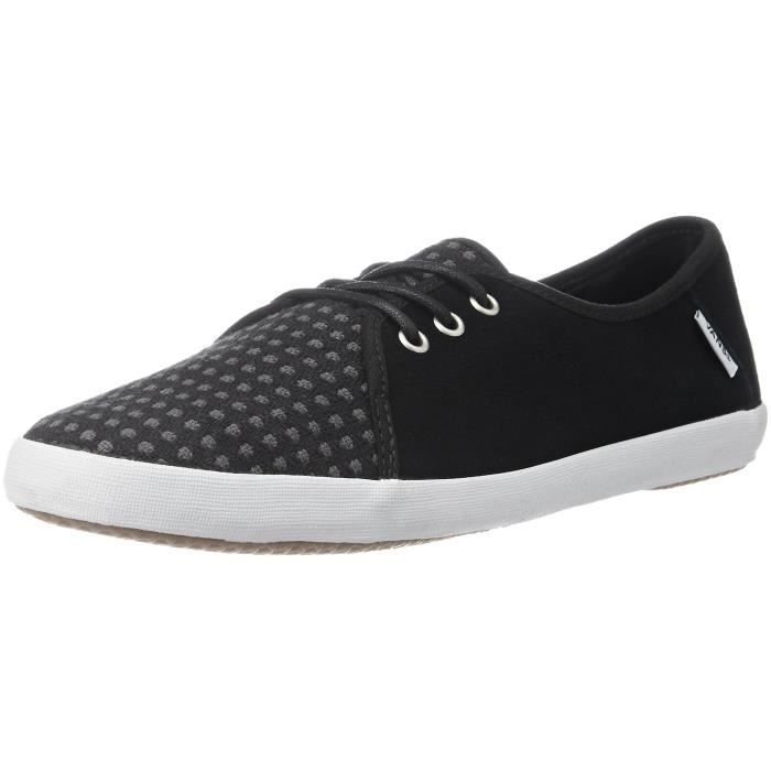 Vans Women's Leather Sneakers EY1W9 Taille 38
