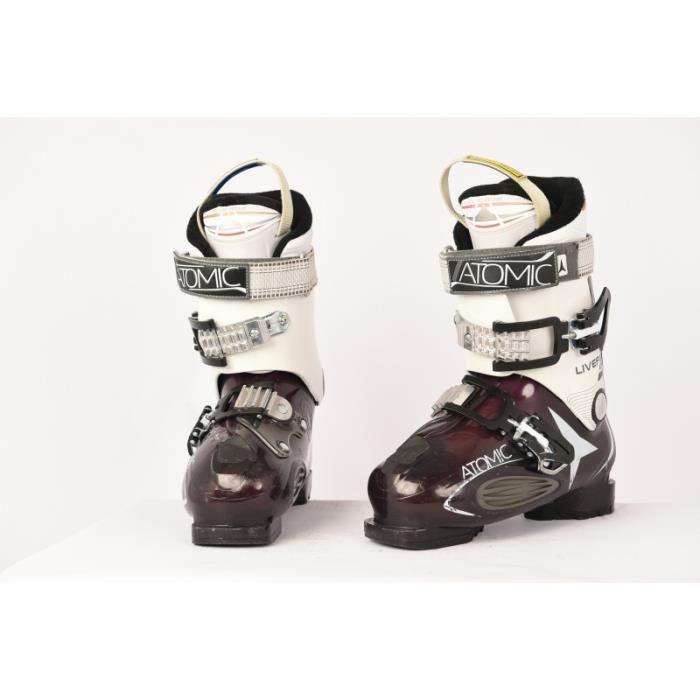 CHAUSSURES DE SKI Chaussures de ski occasion Atomic live fit R80 bla