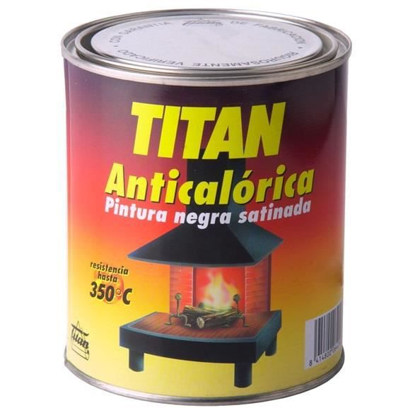 PEINTURE - VERNIS Peinture Titan anticaloric (375 ml)