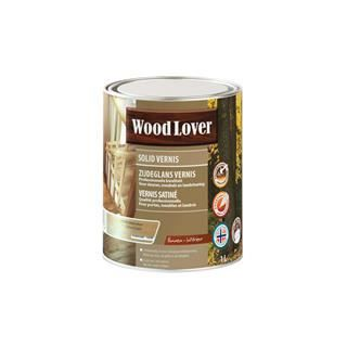 Wood lover solid vernis incolore 1 l achat vente for Peinture lambris vernis