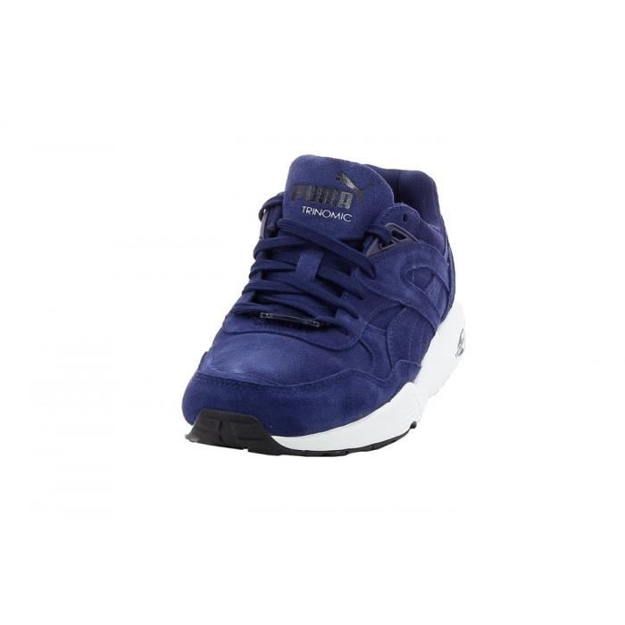 Basket Puma Trinomic R698 Allover Suede - 359392-03