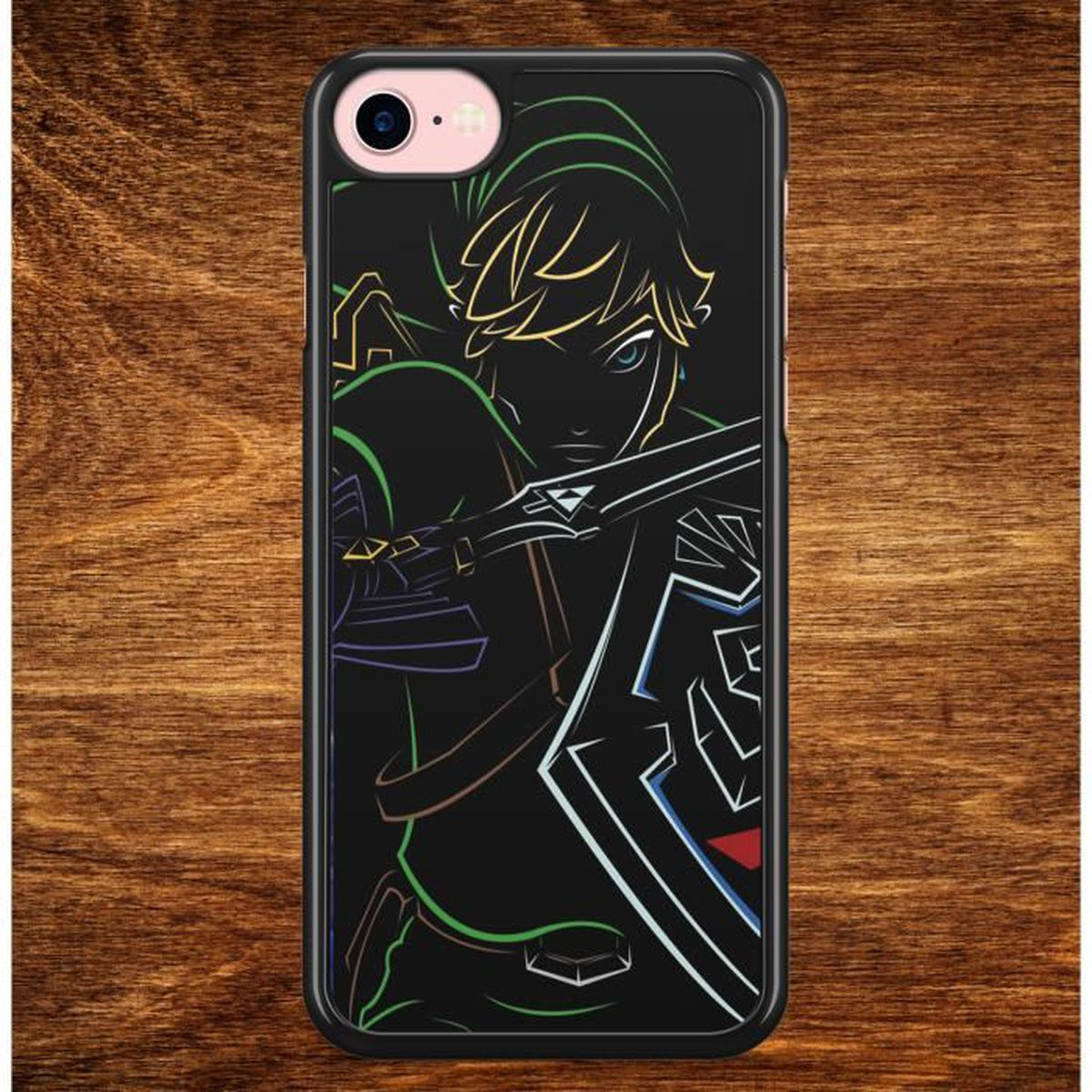 coque iphone 6 triforce