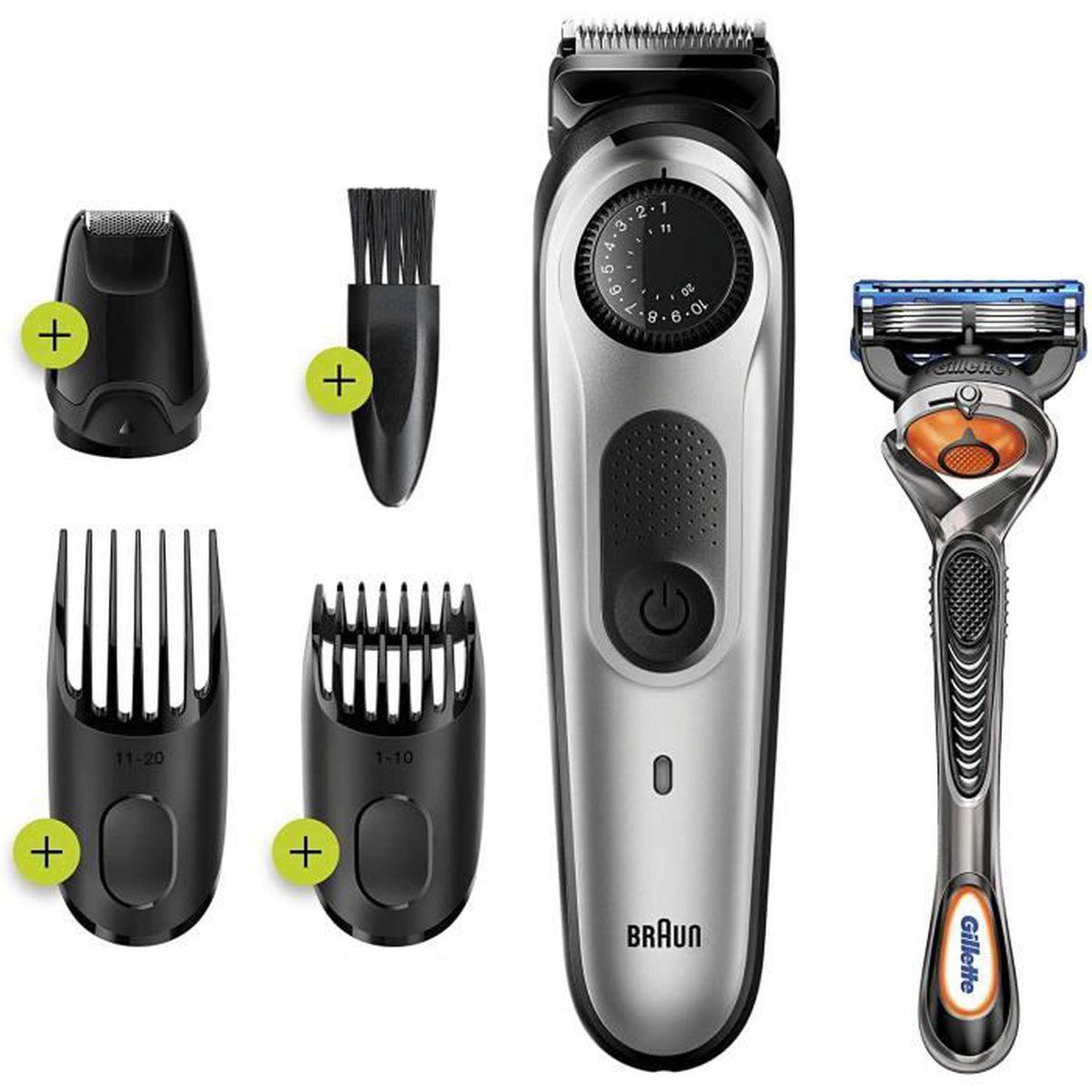 braun bt5265 tondeuse électrique barbe et cheveux, 39