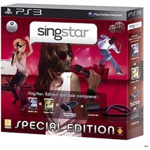 JEU PS3 SINGSTAR FAMILY EDITION / Jeu console PS3