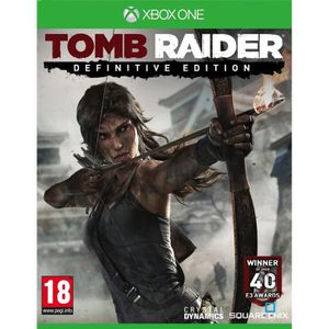 JEUX XBOX ONE Tomb Raider Definitive Edition Jeu XBOX One
