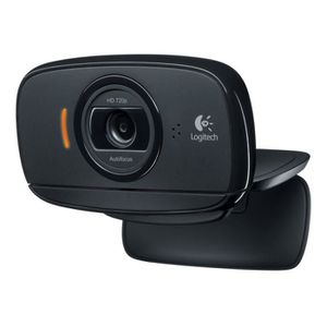 WEBCAM Logitech webcam HD - C525 Refresh