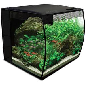 AQUARIUM Aquarium Flex 15 Fluval 57 Litres Noir