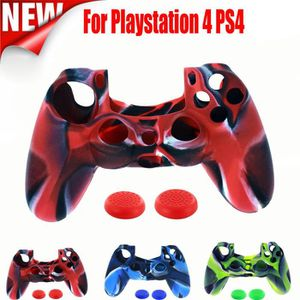 CONSOLE PS4 CONSOLE PLAYSTATION 4 1pc Silicone Case Cover + 2P