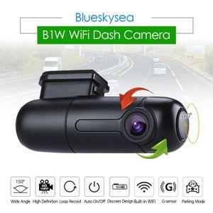BOITE NOIRE VIDÉO Blueskysea B1W 1080 P WiFi Voiture Dash Caméra 360