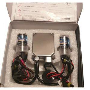 AMPOULE TABLEAU BORD Kit Xenon H1 6000K Ampoule Ballast 35W HID Auto Mo
