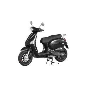 SCOOTER Scooter Otto 125cc - Noir - sans montage et mise e