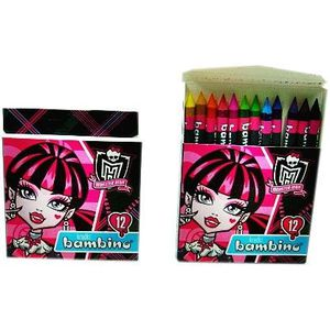 crayon monster high achat vente crayon monster high pas cher cdiscount. Black Bedroom Furniture Sets. Home Design Ideas