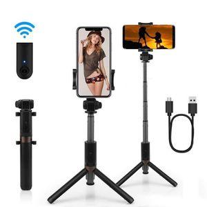 PERCHE - CANNE SELFIE  Bluetooth Perche Selfie Stick Trépied Monopode av
