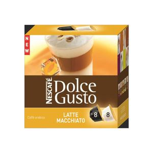 CAFÉ NESCAFÉ Dolce Gusto LATTE MACCHIATO Ensemble café