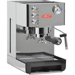 MACHINE À CAFÉ Lelit PL41EM, Machine à café filtre, 2 L, Café mou