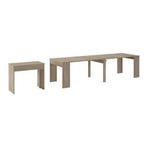 table salle a manger avec rallonge achat vente table. Black Bedroom Furniture Sets. Home Design Ideas