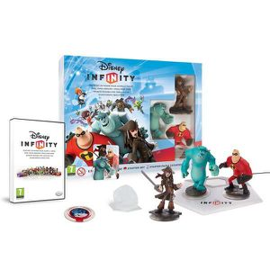 JEU WII U Disney INFINITY - Starter Pack pour Wii U Wii U