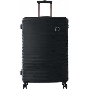 VALISE - BAGAGE Valise Rigide David Jones TSA ABS 77 cm NOIR - BA1