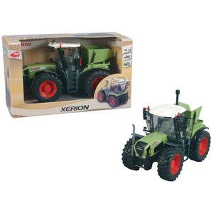 VOITURE - CAMION Tracteur CLAAS Xérion avec cabine réversible DICK…