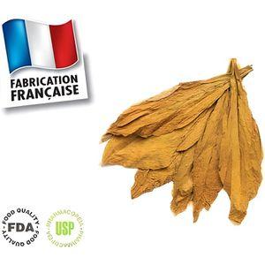 LIQUIDE E-LIQUIDE 100% FRANCAIS 10ml TABAC BRUN 12mg