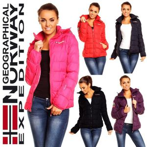 DOUDOUNE DOUDOUNE GEOGRAPHICAL NORWAY 42 FEMME ROSE