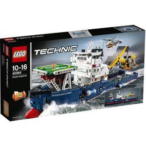 ASSEMBLAGE CONSTRUCTION LEGO® Technic 42064 Le Navire d'Exploration